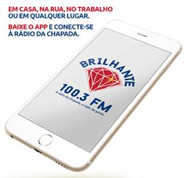 Aplivativo Brilhante FM