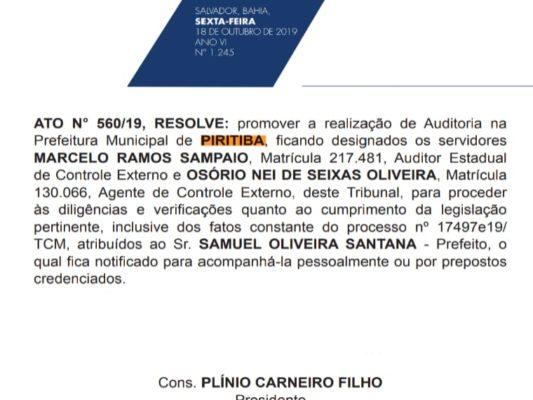 piritiba